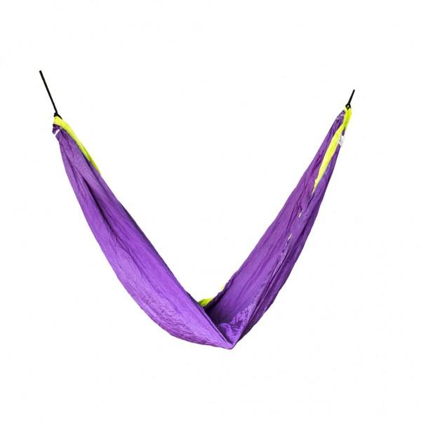 Slackjack Camping Hammock (Lime Violet)