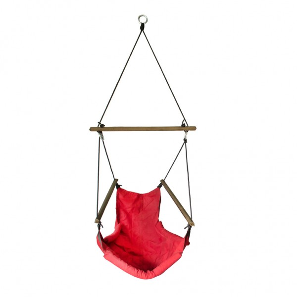 Slackjack Camping Swing Adult (Red)