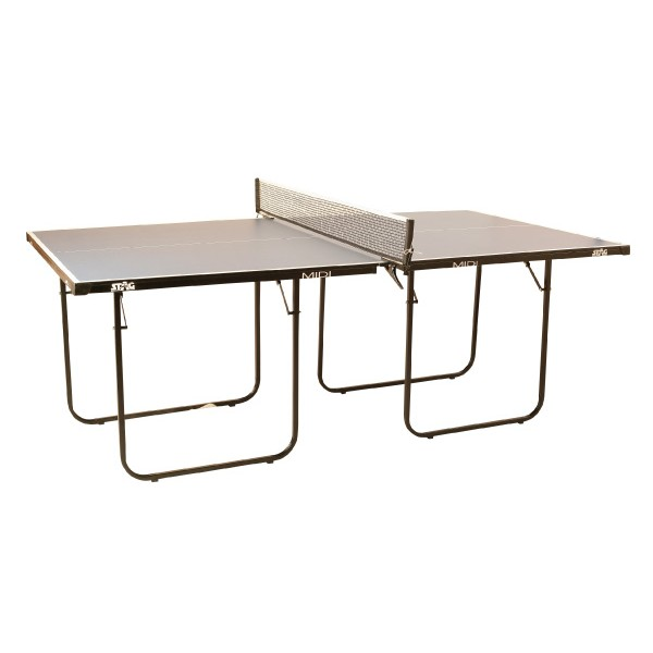 STAG Midi Table 208 X 112 cm for Kids 8-11 Yrs. Table Tennis Table