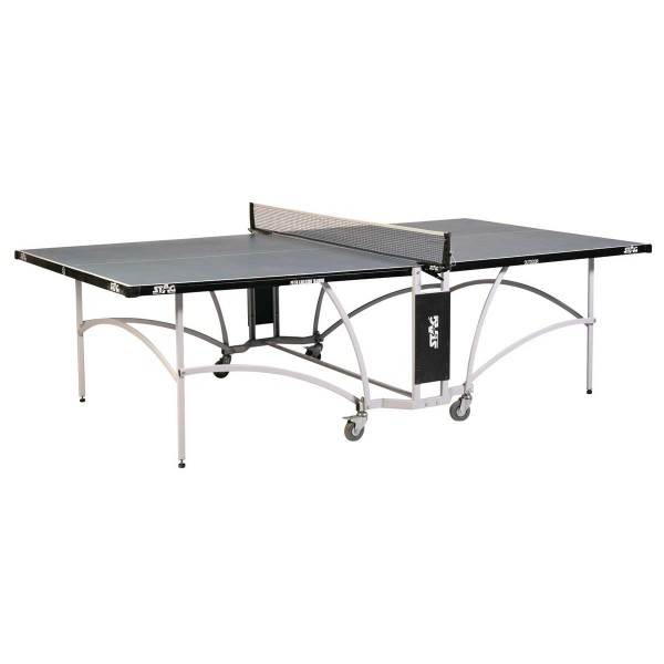 STAG Peter Karlson Training with 16 mm Top 100 mm Wheels Table Tennis Table