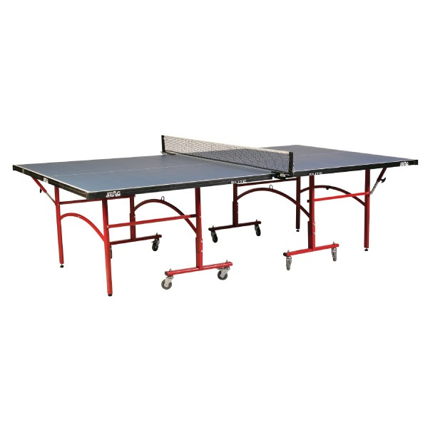 STAG Elite C.E.N Certified Stylish & Sleek with 16 mm Top 75 mm Wheels Table Tennis Table