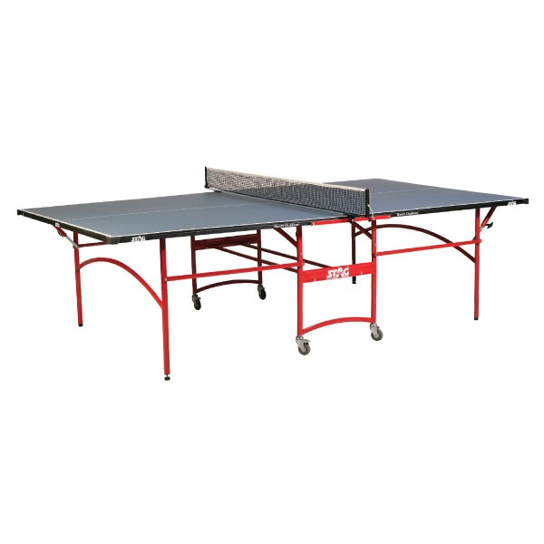 STAG Sport Outdoor Strong & Sturdy with 10 mm Compreg Top Weather Proof Table Tennis Table
