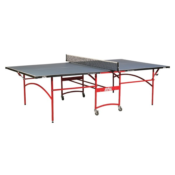 STAG Sport Indoor Very Strong & Sturdy with 16 mm Top 75 mm Wheels Table Tennis Table