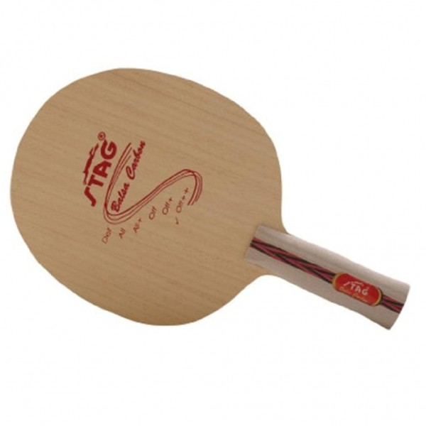 STAG Balsa Carbon Table Tennis Blade