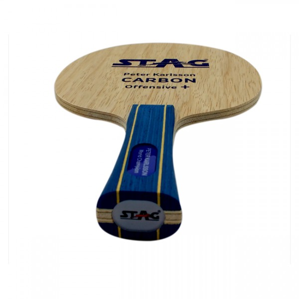 STAG Peter Karlson Carbon Table Tennis Blade