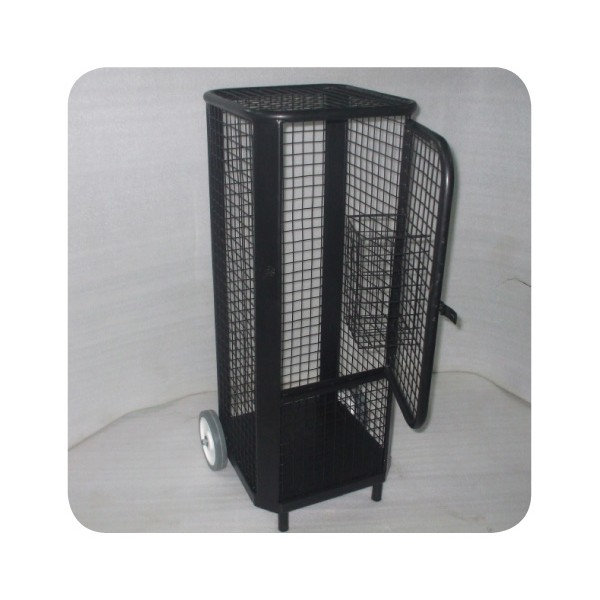 STAG Basketball Cage Strong, Sturdy, Tubular Steel