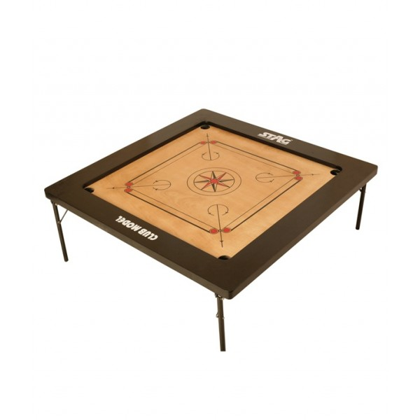 STAG Low Stand for Carrom Board (New Model)