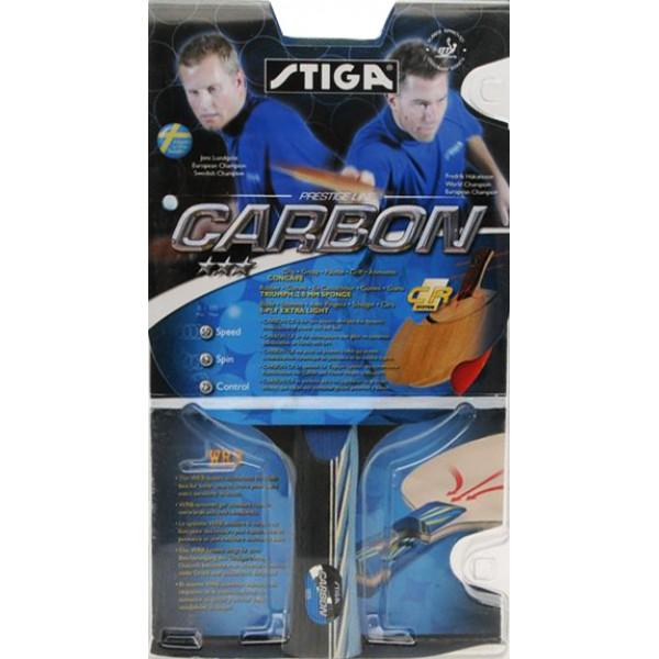 Stiga Carbon CR Table Tennis Bat