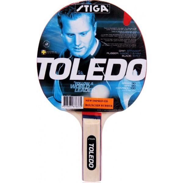 Stiga Toledo Table Tennis Bat