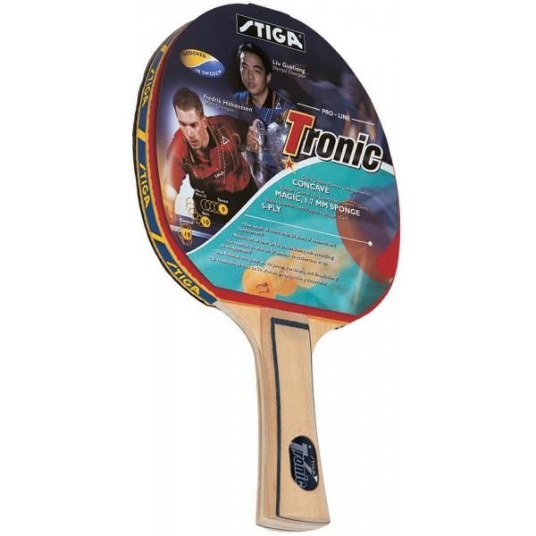 Stiga Tronic Table Tennis Bat