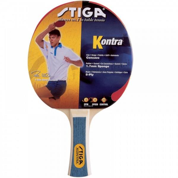 Stiga Kontra Table Tennis Bat