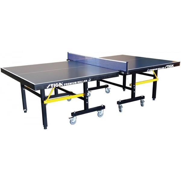 Stiga Premium Roller Table Tennis Table