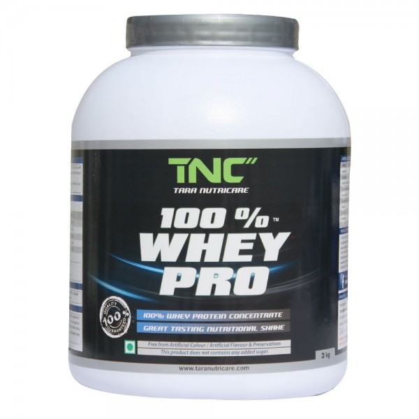 Tara 100% Whey Pro TWPS3 (3 Kg Strawberry)
