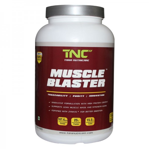 Tara Muscle Blaster TMBS1 (1 Kg Strawberry)
