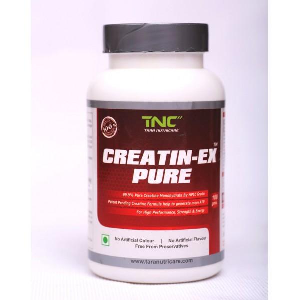 Tara Creatin Ex Pure TCX100 (100 g Unflavoured)