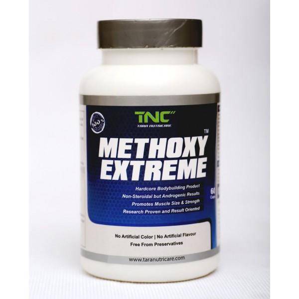 Tara Methoxy Xtreme TMET60 (60 Caps Pot)