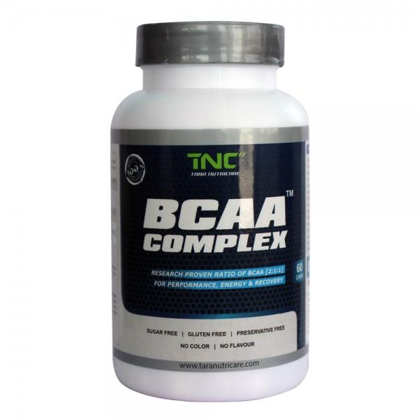 Tara BCAA COMPLEX TBCA60 (60 Caps Pot)