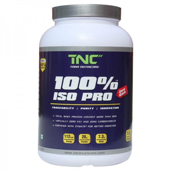 Tara 100% ISO Pro TISOV (1 Kg Vanilla)