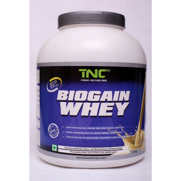 Tara Biogain Whey TBWS2 (2 Kg Strawberry)