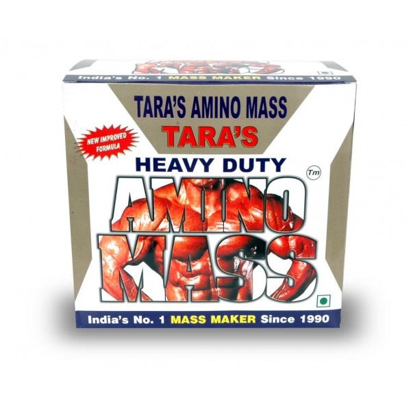 Tara Amino Mass TAMV500 (500 g Vanilla)
