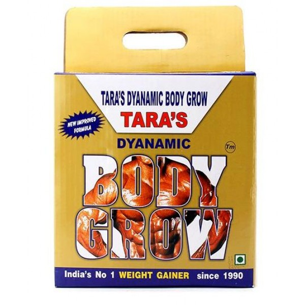 Tara Body Grow TBGC4 (4 Kg Chocolate)