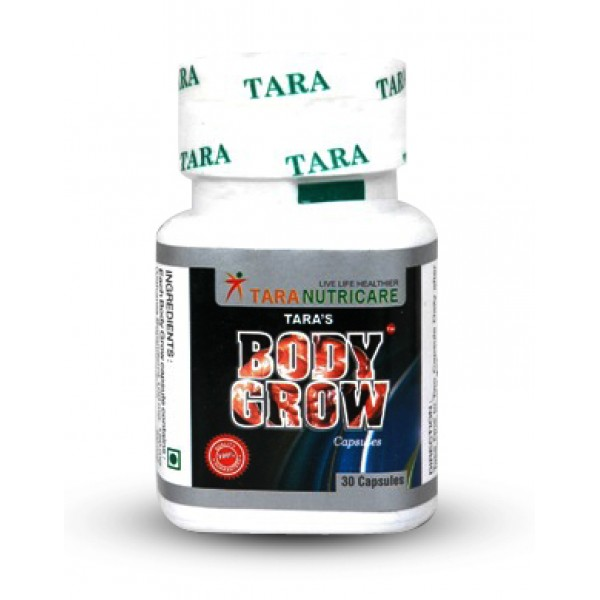Tara Body Grow 100 Caps TBGC100 (100 Caps Pot)