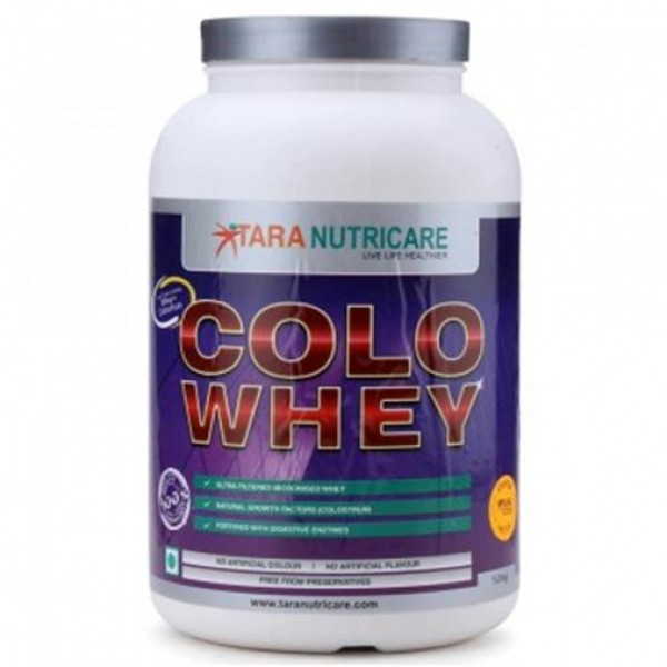 Tara Colo Whey TCWS3 (3 Kg Strawberry)