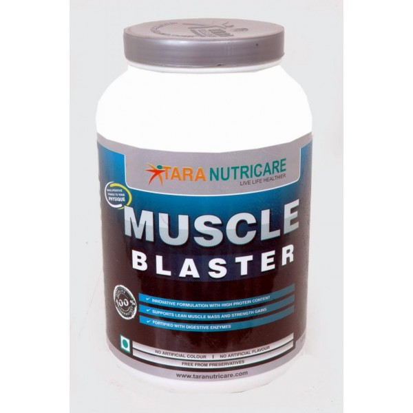 Tara Muscle Blaster TMBS3 (3 Kg Strawberry)