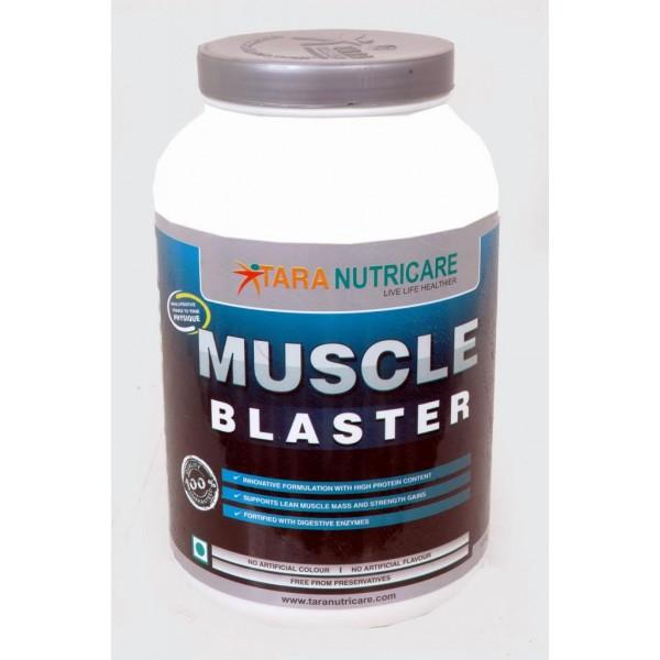 Tara Muscle Blaster TMBS3 (3 Kg Strawberry)