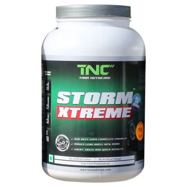 Tara Storm Xtreme TSXV1 (1 Kg Vanilla)