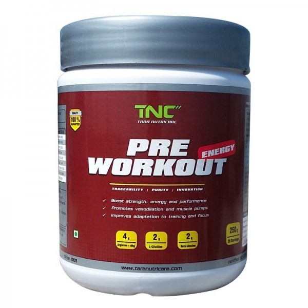 Tara Pre workout TPRWF (Fruit Punch)