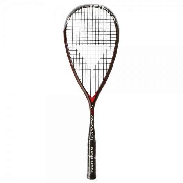 Tecnifibre Carboflex 125S Squash Racket 2016