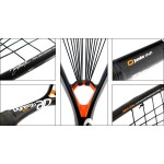 Tecnifibre Dynergy AP 125 Squash Racket 2017