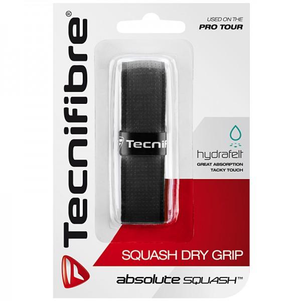 Tecnifibre RG-TEC Dry Grip Black 1 Pc Blister Grip