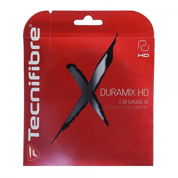 Tecnifibre Duramix HD 1.30 (PU) Synthetic Tennis String