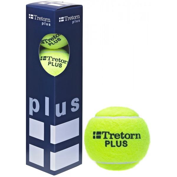 Tretorn PLUS Tennis Balls