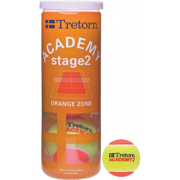 Tretorn ACADEMY II Tennis Balls