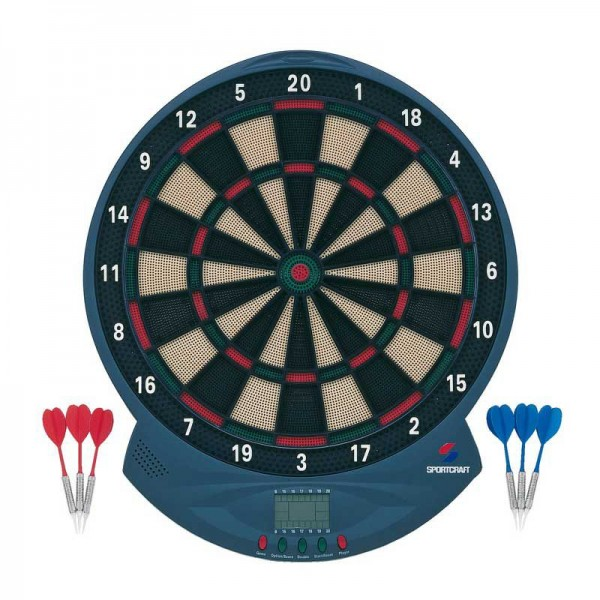 Unicorn Electronic Soft Tip LCD Dartboard