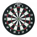 Unicorn XL Paper 17'' x 3/4'' Paper Dartboard
