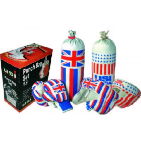 USI 1000 Kids Punch Bag Set