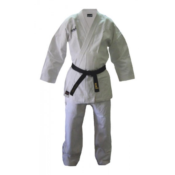 USI 417KM Karate Master GI Uniform (White/Black)
