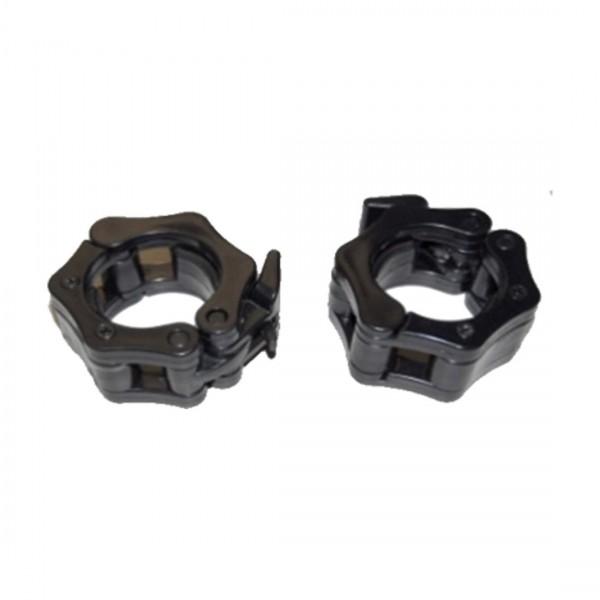 USI Regular Barbell Easy Lock (Black)