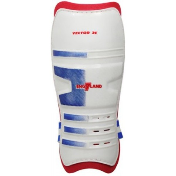 Vector X England Shin Guard/Pad (Large)