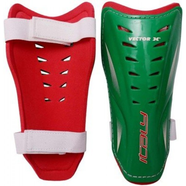Vector X Italy Shin Guard/Pad (Large)