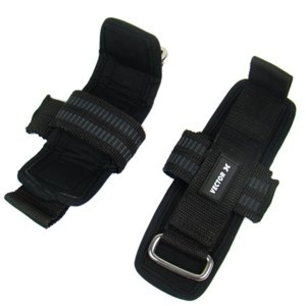 Vector X VX 6000 Weight Lifting Straps