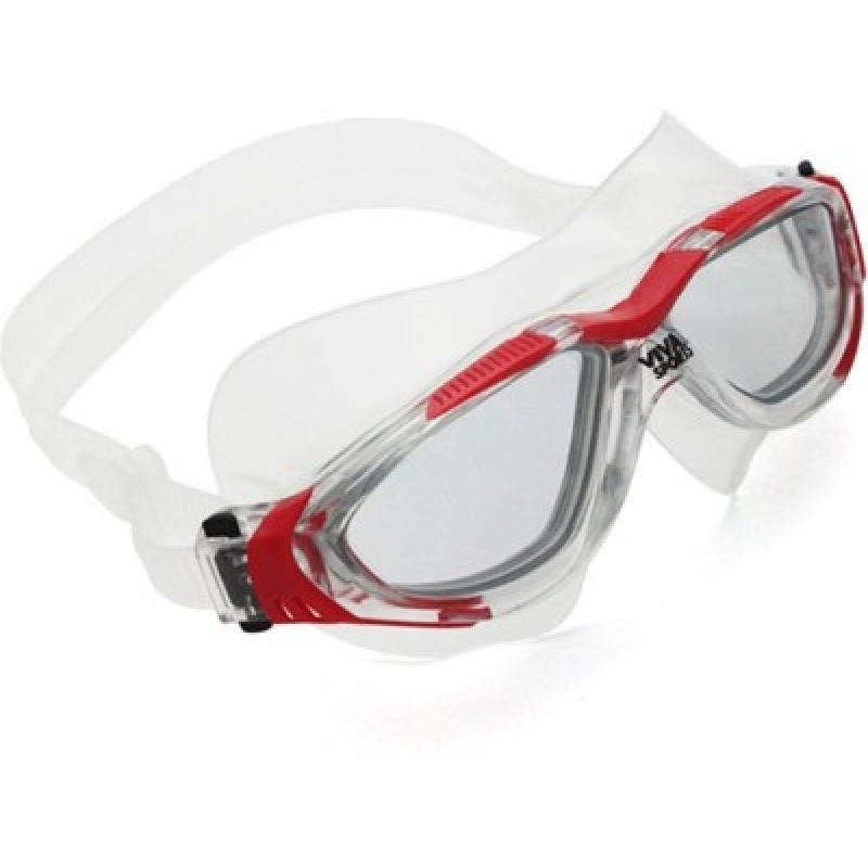 3b525ad71369 Buy Viva Sports Viva 410 Mask Swimming Goggles (Red) Online at Best Price  on SportsGEO