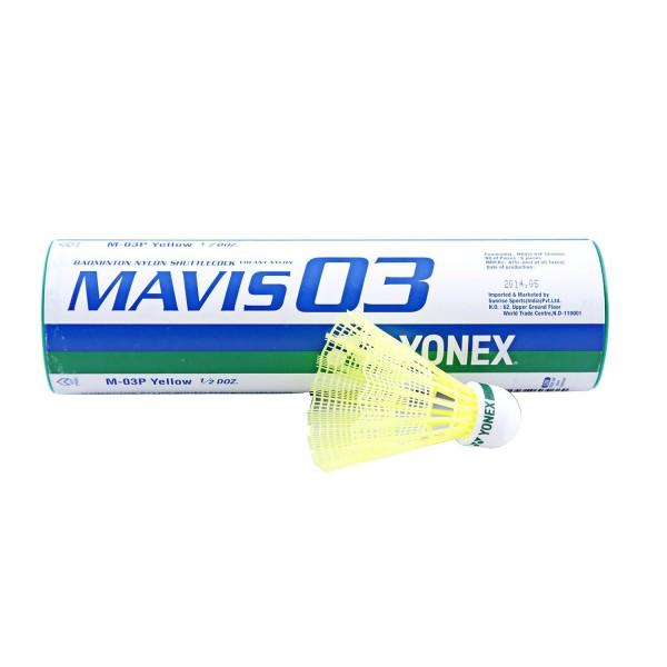 Yonex M 03 Badminton Nylon Shuttle Cocks