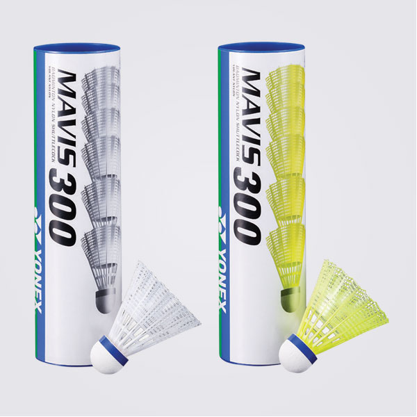 Yonex MAVIS 300 Badminton Nylon Shuttle Cocks