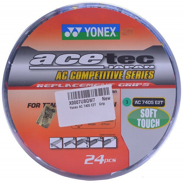 Yonex AC 7405 E2T Replacement Badminton Grip