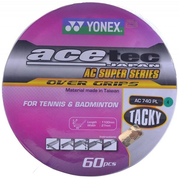 Yonex AC 740 PL AC Overgrip Badminton Grip
